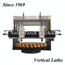 Special Cnc Vertical Lathe Machine High Speed For Turning Pump Parts